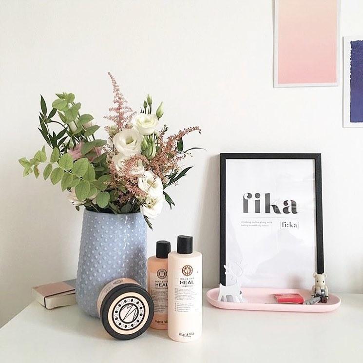 sun hair product