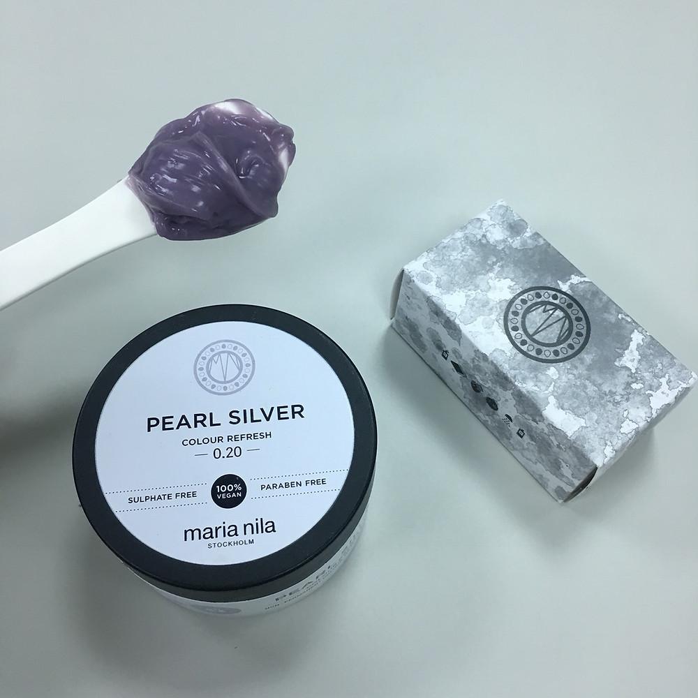 Pearl Sliver 宇宙銀口紅超導護髮素 100ml