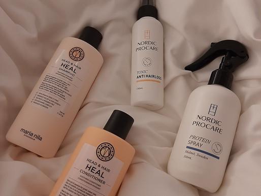北歐極品 ︱在家享受沙龍級的頭髮保養【HL組合】