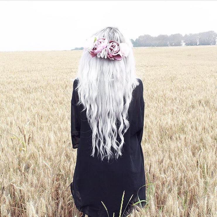 瑞典明星 Tavujesus的居家護髮