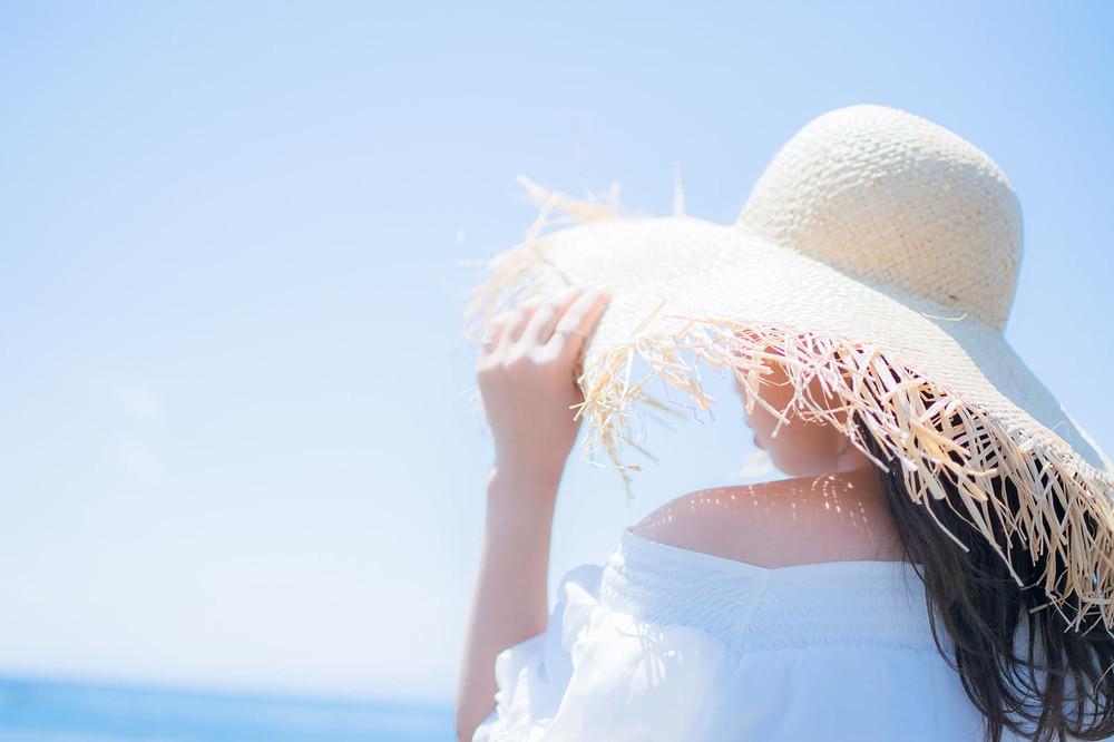 sun hair