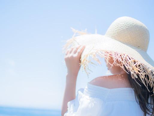 頭髮如何防曬? 必學四步驟「髮防曬」夏日特輯