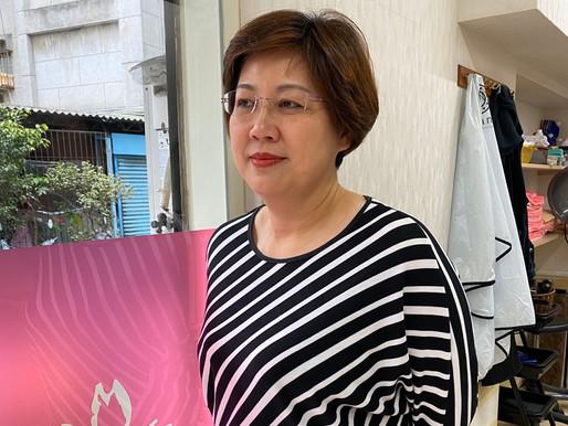 美髮【永和頂溪站】東芳玉創造溫度的髮型設計—沙龍專訪Angel黃老師