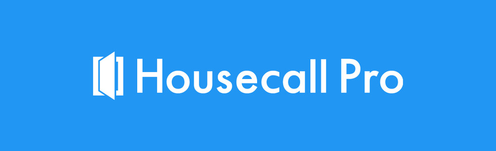Book online through Housecall Pro