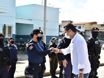 Prefeitura de Caucaia inicia curso de novos policiais municipais