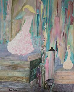 """""""Jan Kelley""""""""Pretty In Pink""""""""Art"""""""