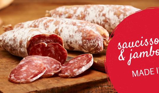 Saucisson Tradionnel 200g de France