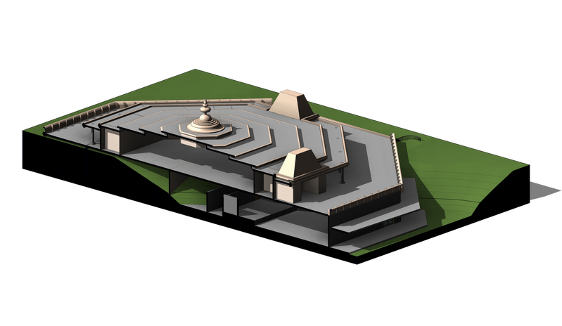 V1-20180915-TEMPLE IHF CA  - 3D View - S
