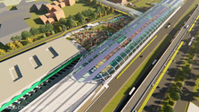 Metro 3D Walkthrough