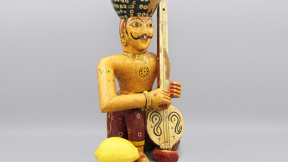 Rajasthan Wooden Sculpture