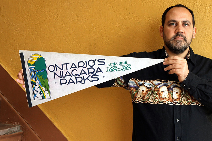 Niagara Parks Pennant Flag