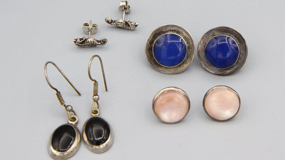 lot of jewelry earrings for resale