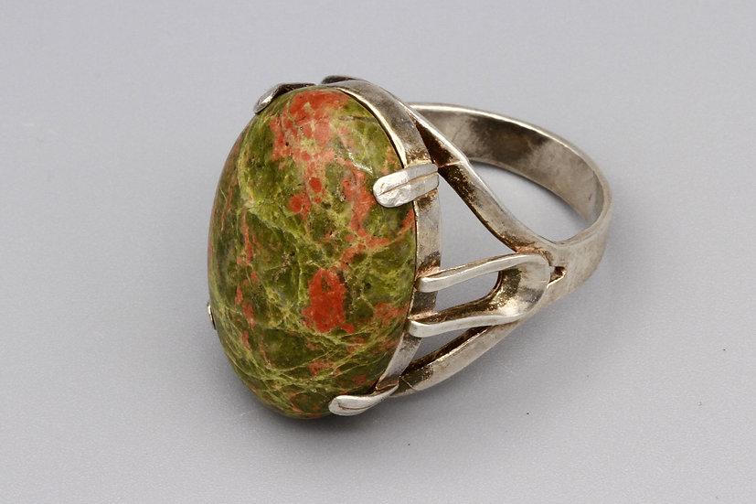 swiss sterling ring