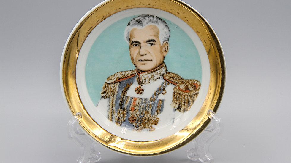Pop Art Portraiture Persian Emperor