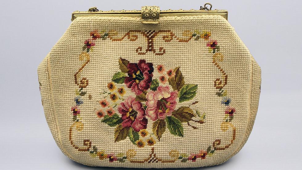 Needlework Tapestry bag