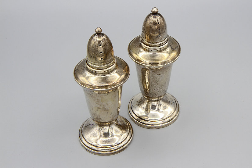 Crown Silver Inc Shaker Set