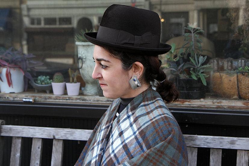 Borsalino Italy Fedora Hat