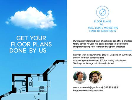 Best Floor Plan Redraws for Real Estate Marketing