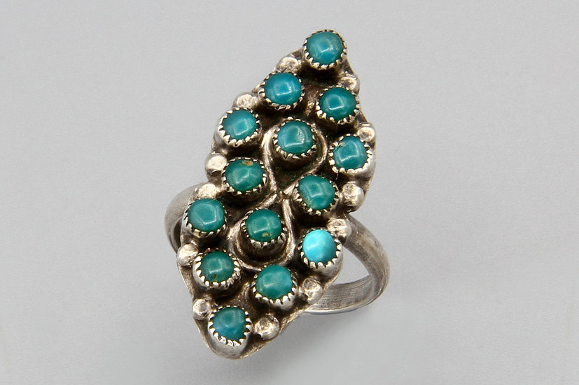 Turquoise Ring Size 5