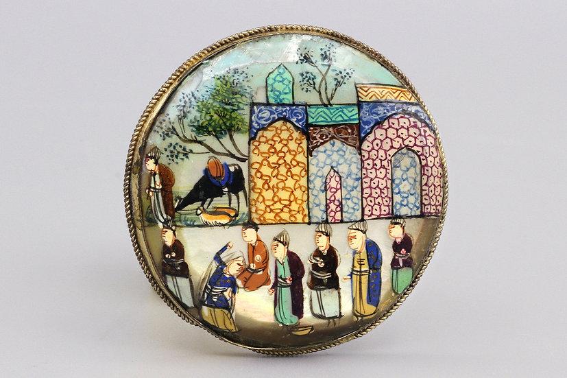 Persia Qajar Jewelry