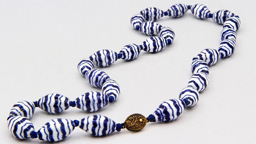 Chinese Export Necklace