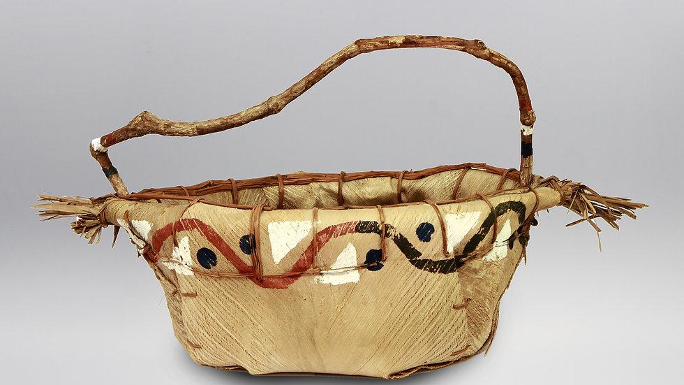 Rustic Basket Home Decor