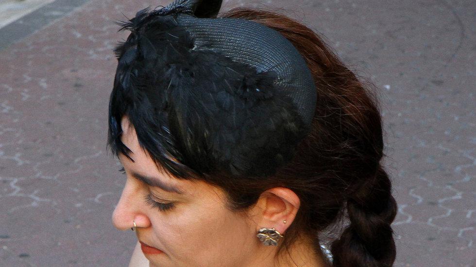 Antique 1930s Flapper Hat