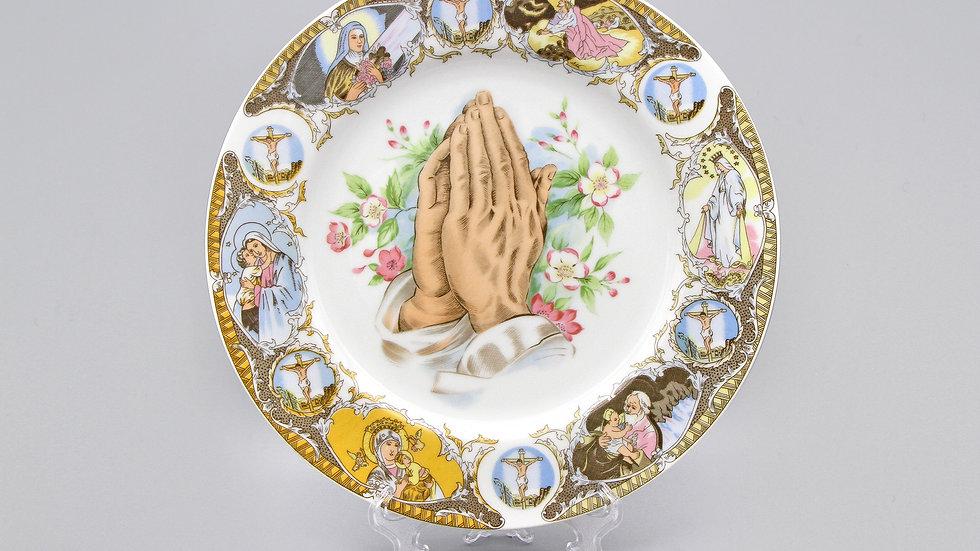 Praying Hands by Albrecht Dürer Collectible Plate