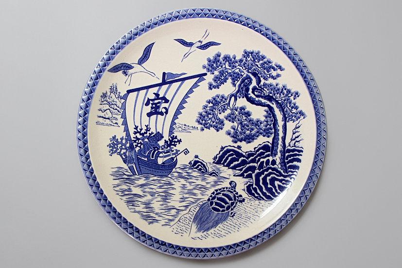 Japan Imari Arita Plate