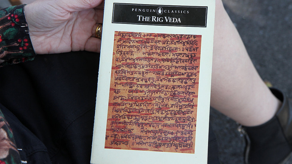 The Rig Veda An Anthology Old Used Book