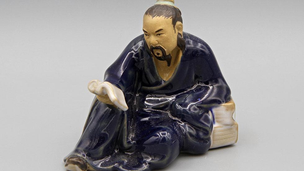 Small Shiwan Ceramic Mudmen Chinese Export Art