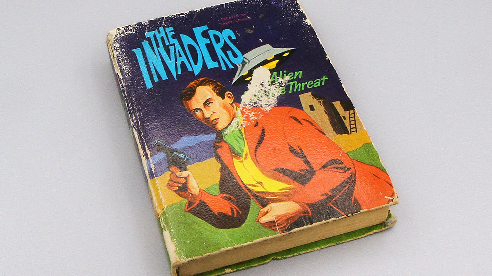 The Invaders Alien Missile Threat