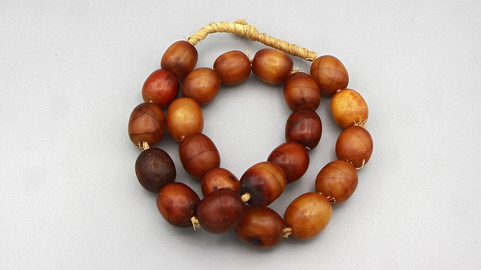 Phenolic Amber Beads