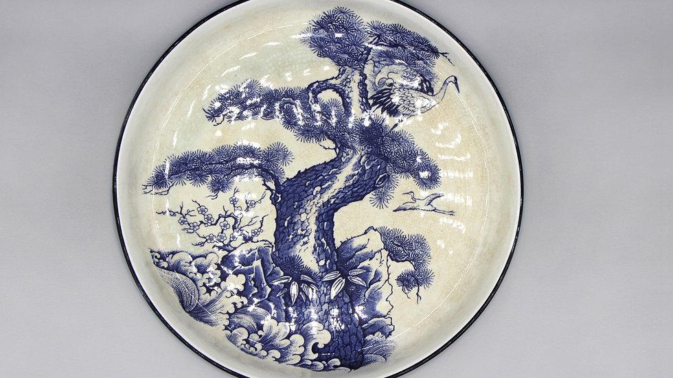 Imari Arita Large Bowl