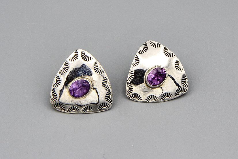 Gertie Ganadanegro Stud Earrings