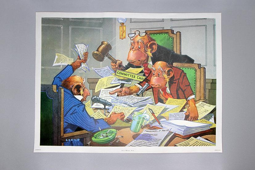 Politicians Corruption Mockery