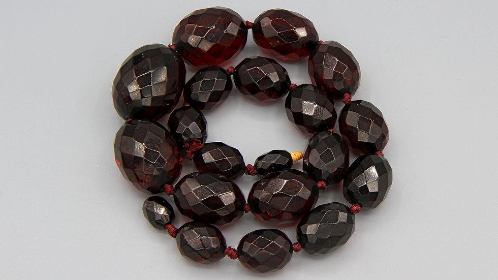 Cherry Bakelite Jewelry