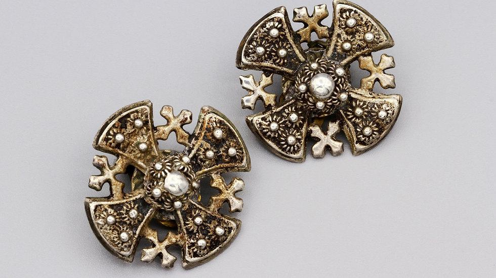 MIddle East Christian Earrings