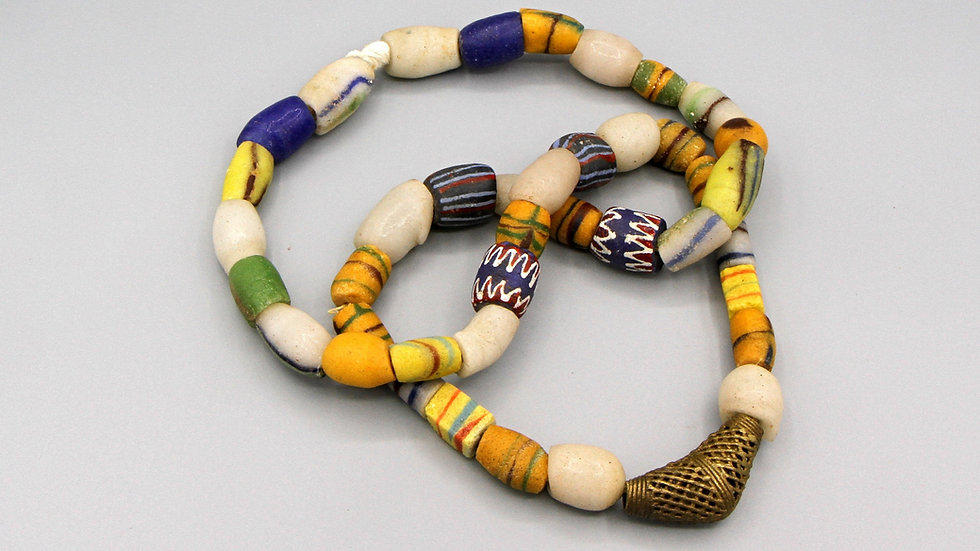 Vintage African Necklace