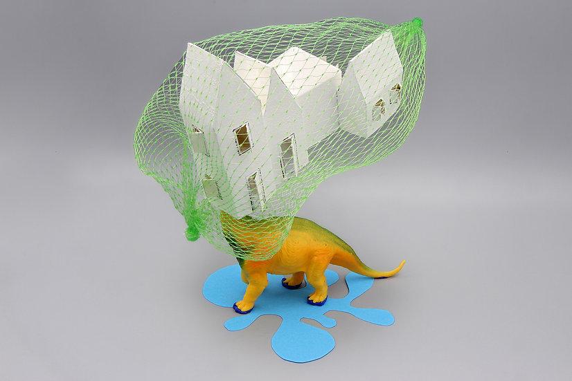 mixed media sculpture art