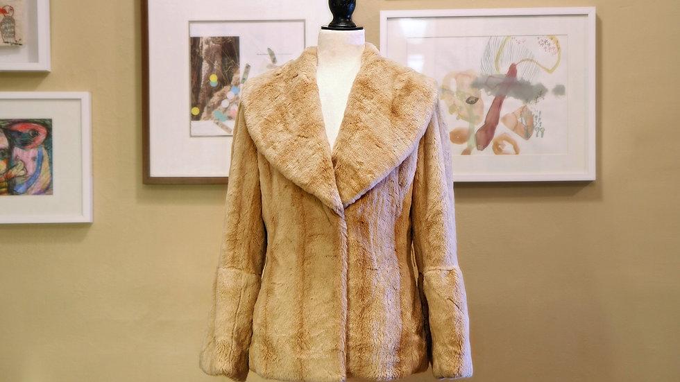 Faux Fur Coat Jacket