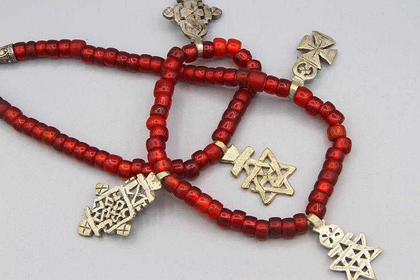 Coptic Cross Pendants