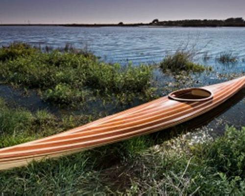 Stripe Kayak