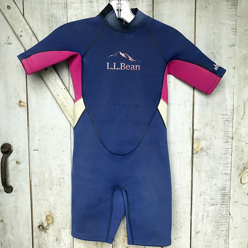 L.L.Bean Shorty Wetsuit