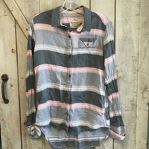Burton Button Front Shirt