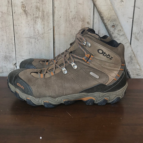 Oboz Bridger Mid Hiking Boots
