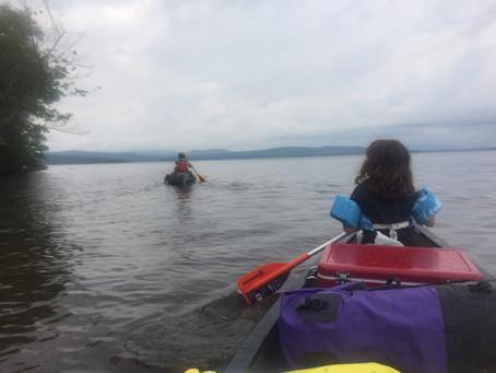 Canoe Camp Stephen Phillips Memorial Preserve - Epic Adventure - Oquossic