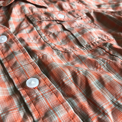 Duluth Trading Company Button Front Shirt
