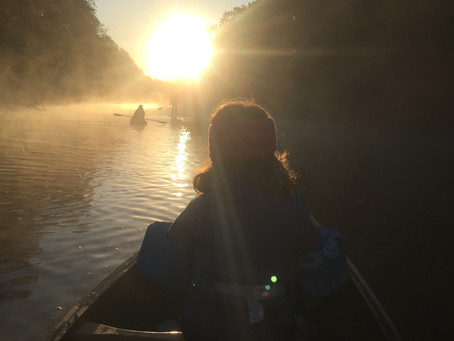 Paddle the Royal River - Big Adventure - New Gloucester to Yarmouth