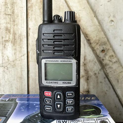 Standard Horizon HX290 Floating Marine Radio